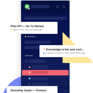 The simple wiki for your company - Slite