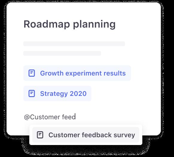 Roadmap Illustration